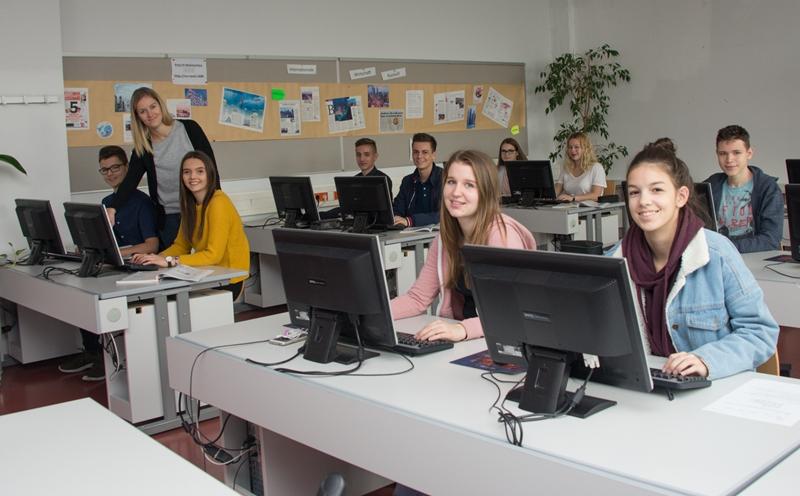 Freitag, 30. November 2018, Berufsbildende Schulen Kirchdorf, Tag der offenen Tür, 14 – 17 Uhr