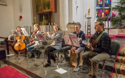 Vor-Weihnachtsgottesdienst der BBS Kirchdorf: Zeit für Dankbarkeit