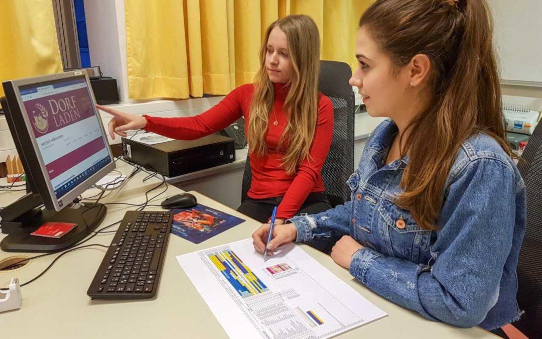 Viel Praxis in den Berufsbildenden Schulen Kirchdorf