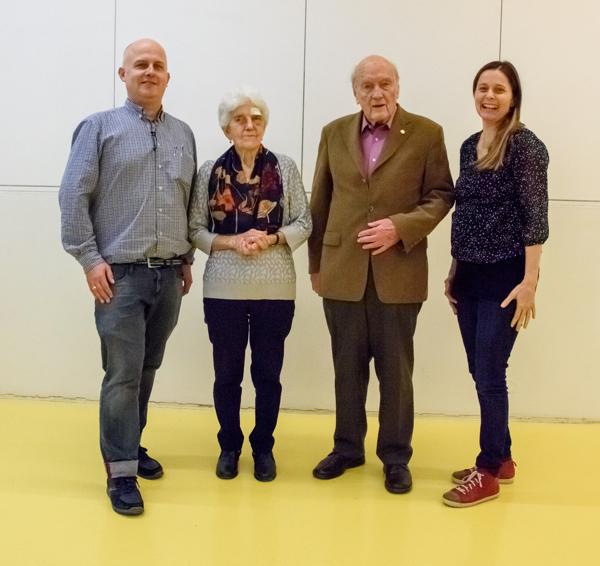 Zeitzeugengespräche im Bundesschulzentrum Kirchdorf