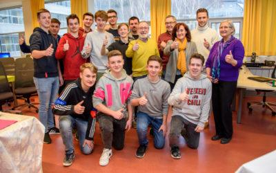 Marketing für Sportverein durch Kirchdorfer HAK-Schüler