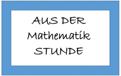Di, 28.04.2020 – 18:05 Uhr Applaus – Mathematik