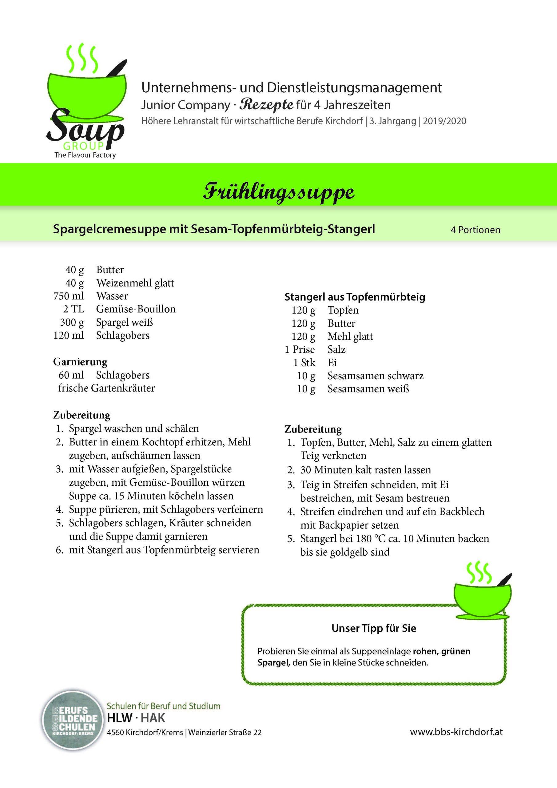 HLW_Jg3b_UDM_FruehlingRezepte2020_Seite_1