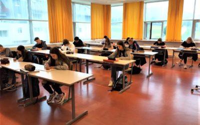 Unterricht in echt und als Live-Stream: Berufsbildende Schulen Kirchdorf immer topaktuell