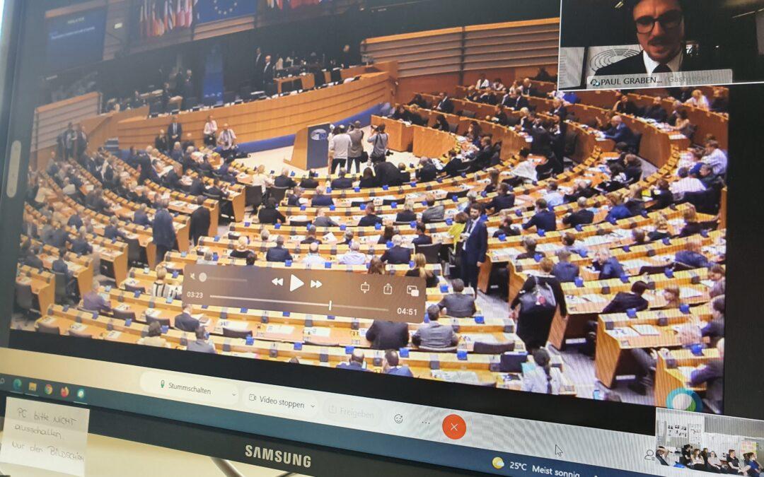 HAK Kirchdorf goes EU