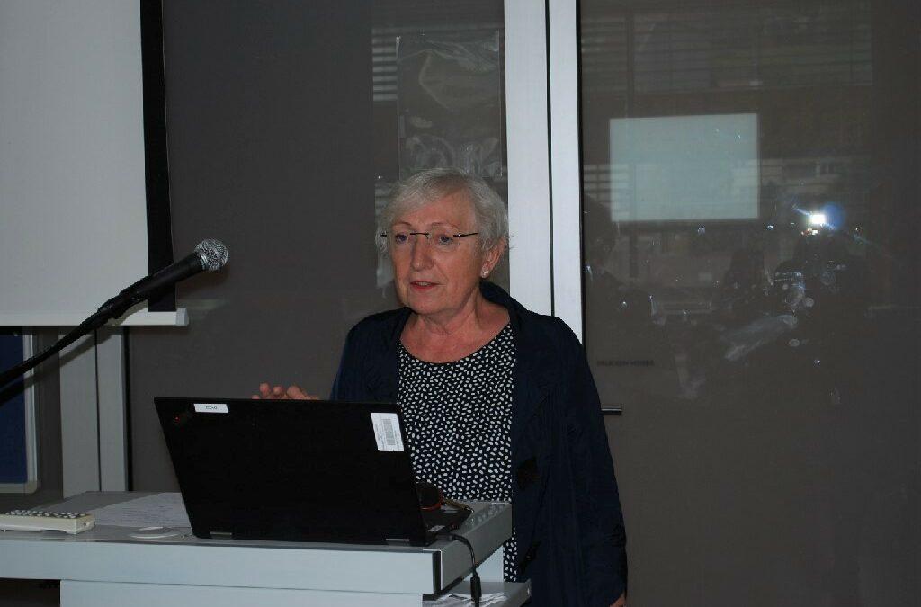 Ruhestand Mag. Elisabeth Eichhorn