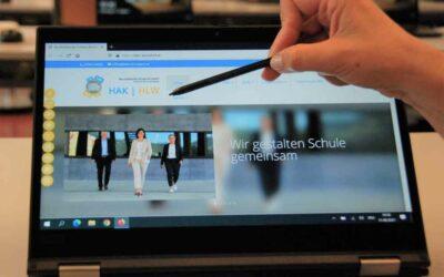 BBS Kirchdorf – voll digitalisiert und IT-erprobt